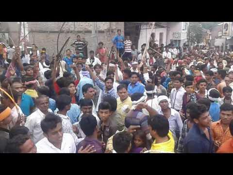 Vishwa adivasi Divas nisarpur( 09-08-2016)
