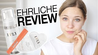 Reine Haut durch LVLY? I Review + Test zu Beauty Neuheiten