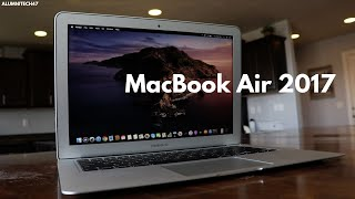 MacBook Air 2017 - Review