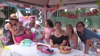 Les fêtes de quartier d'Avallon (89) - Édition 2017