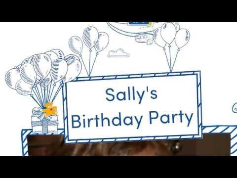 Build A Bear Party Invitation YouTube