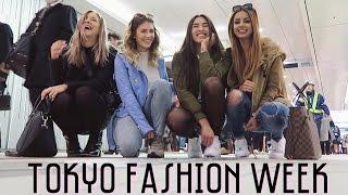 TOKYO FASHION WEEK - Vlog #5 | BELLA