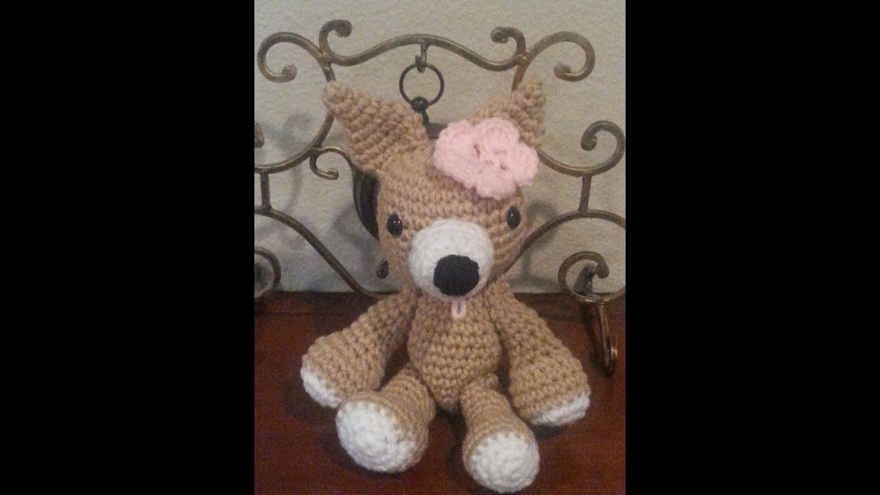 Elfin Thread — Elfin Thread - Chaco, the Chihuahua Puppy... | 720x1280