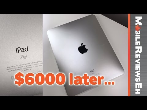 7 years later, how useful is the iPad? Has it been worth the $6000 dollars I've spent on them? - Liv