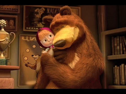 masha and the bear en arabe