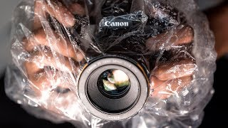 5 Ways to Protect your Camera Gear from Rain!