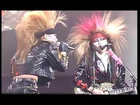 X Japan - Weekend 1990 LIVE