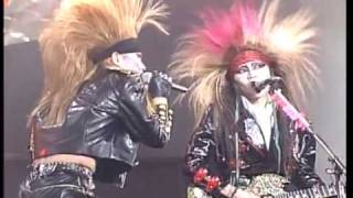 Video X Japan - Weekend 1990 LIVE download MP3, 3GP, MP4, WEBM, AVI, FLV Oktober 2017