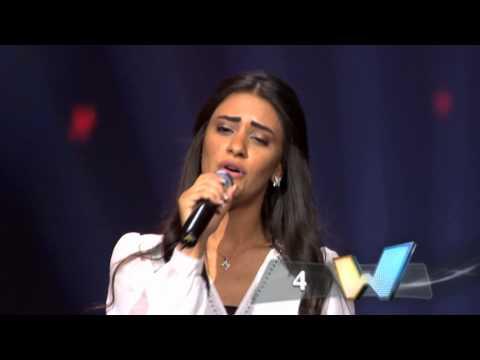 الأداء الأول لمارتينا مجدي من الأردن