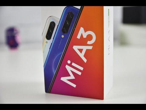 Xiaomi Mi A3 голый Android без NFC
