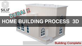 HOME Building Process in DUBAI…