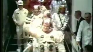 Apollo 11 Launch CBS News Coverage