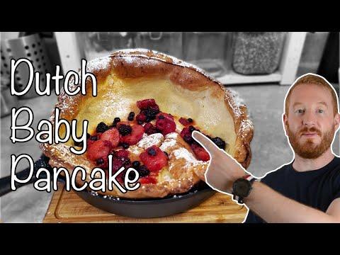 dutch-baby-pancake-🥞-german-pancake-🇩🇪-super-facile-!