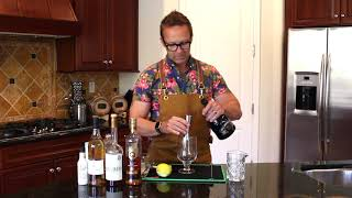 Poolside Jonny Drink - Awesome RUM COCKTAIL RECIPE