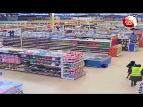 Nakumatt Supermarket is seeking court protection against its creditors