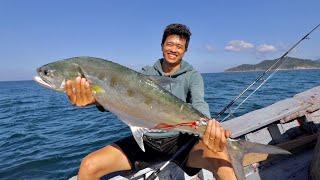 Chuyến câu biển đầu tiên # Cù Lao Chàm - Đà nẵng
