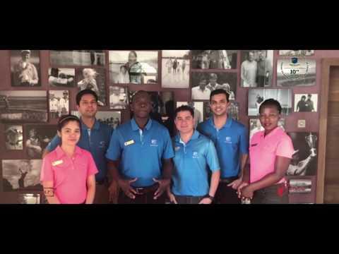The Staff - The Els Club Dubai 10th Anniversary