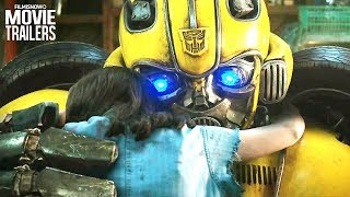 BUMBLEBEE Featurette NEW (2018) - Meet Director Travis Knight - Transformers Spin-Off Movie