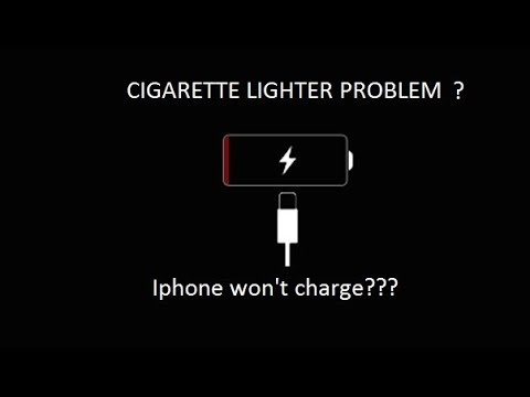2013 vw passat (B7) Cigarette lighter won't charge my phone / zapalniczka  nie laduje telefonu