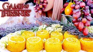 ASMR Sansa's Lemon Cakes | Game of Thrones | Soft Eating Sounds | Part 3
