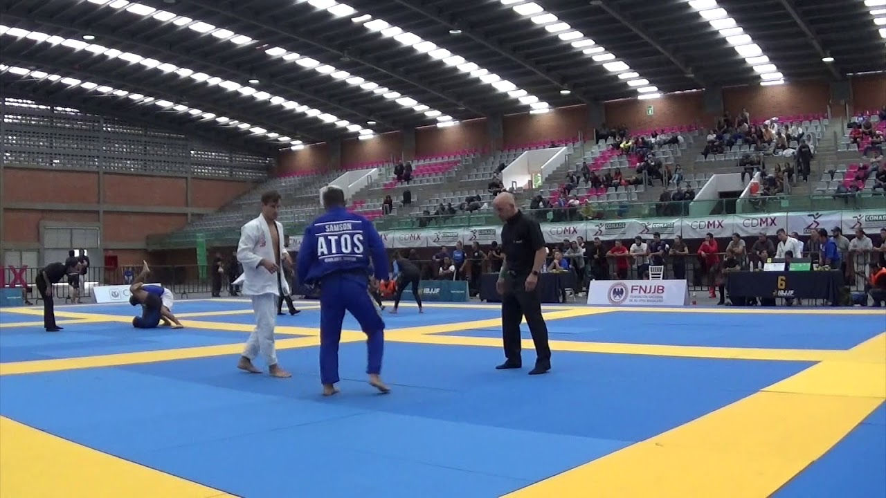 Osvaldo Moizinho Vs Rolando Samson / Mexico City Summer