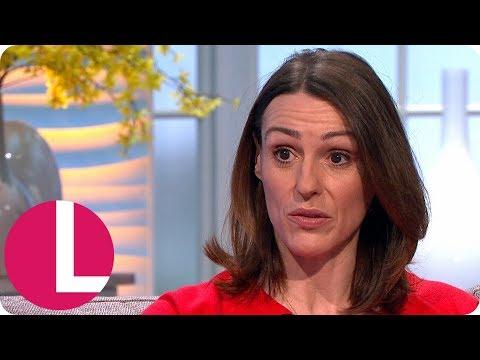 Suranne Jones Talks Life After Doctor Foster | Lorraine