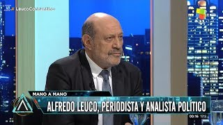 "Alfredo Leuco en ""Animales sueltos"", de Alejandro Fantino - 22/03/18"