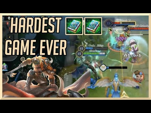 THE HARDEST GAME OF MY LIFE (PREYTA)   Arena of Valor learn how to play Preyta