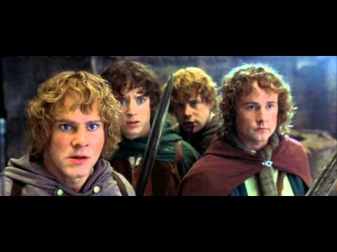 The Lord Of The Rings Trilogy - Official® Trailer [HD]