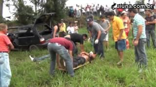 Acidente em Ipuiuna na BR 459