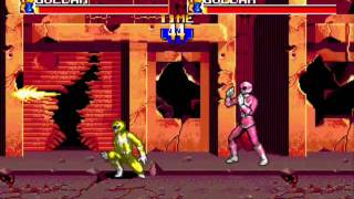 Mighty Morphin Power Rangers: The Movie: The Game: The Let's Play: The Second Part