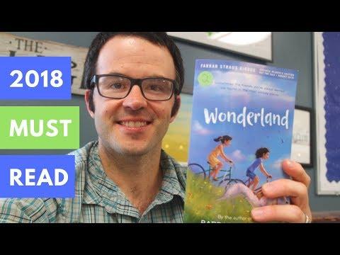 Wonderland by Barbara O'Connor  Book Talk