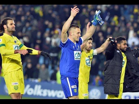 Coupe de France : FC Nantes-Olympique Lyonnais : 3-2, le résumé