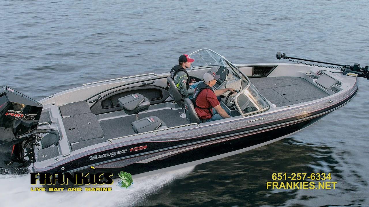 Frankies Live Bait and Marine - #1 Ranger Boat Dealer in the