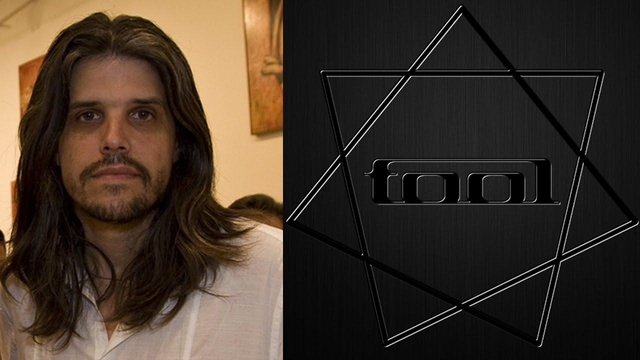 Adam Jones Explains Tools Occult Symbol Youtube