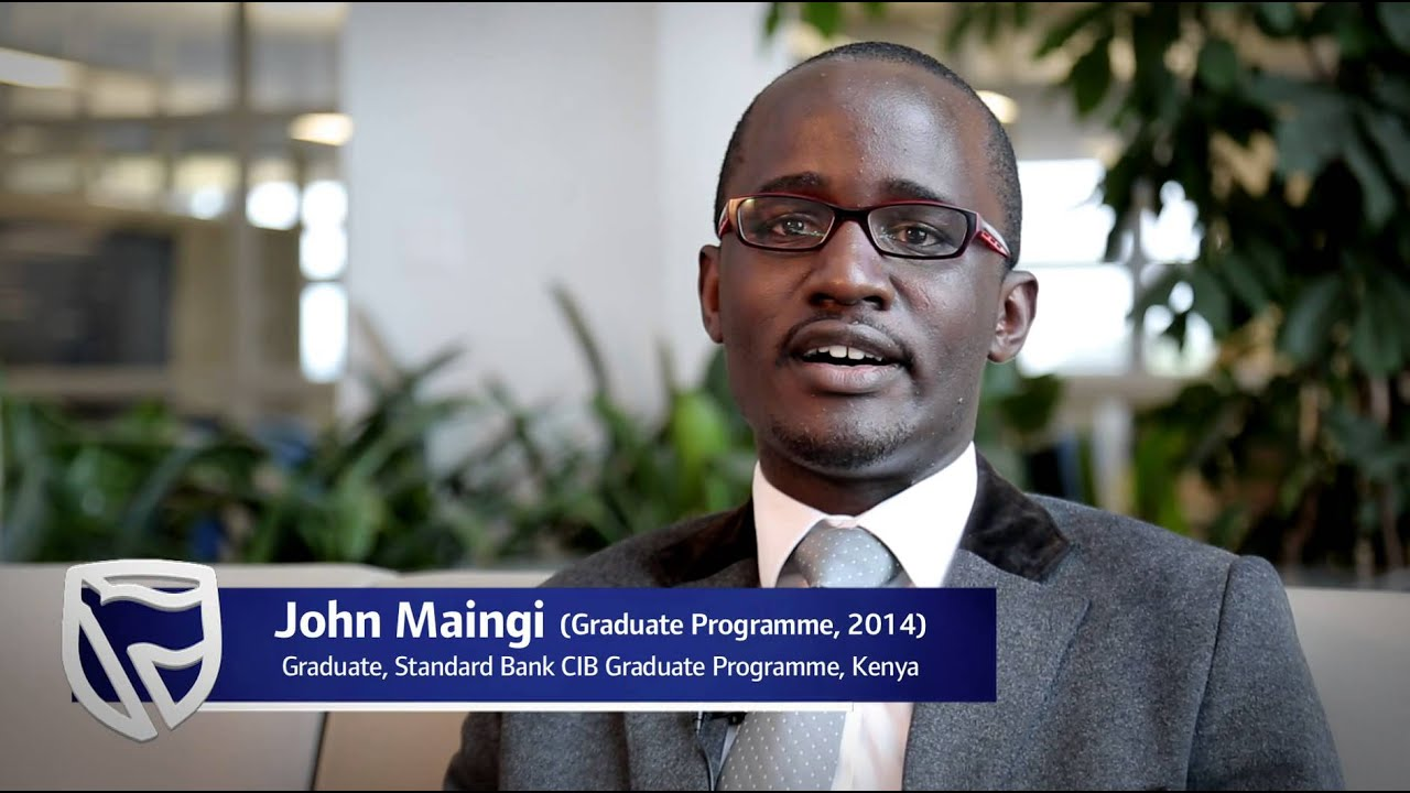 Standard Bank Corporate and Investment Banking CIB Graduate Programme