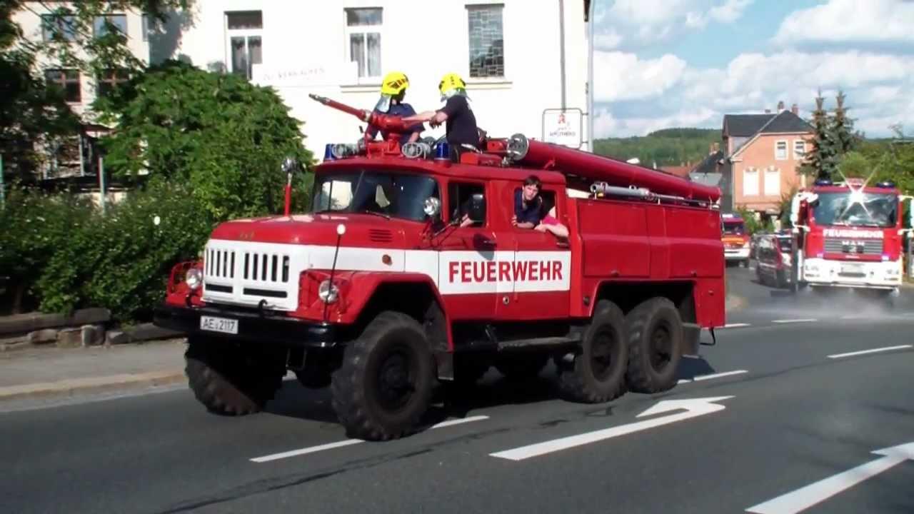 Einsatzvideos Feuerwehr