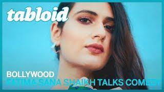 Bollywood actress Fatima Sana Shaikh is ready to bring the laughs