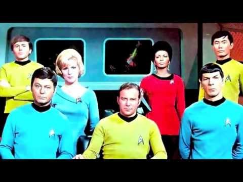 Star Trek - TOS Theme (Without Voiceover)
