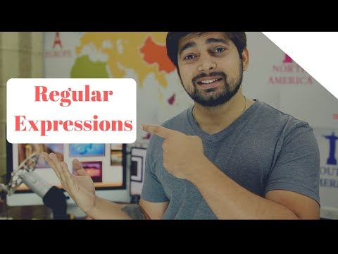 What are Regular Expressions and how to learn it