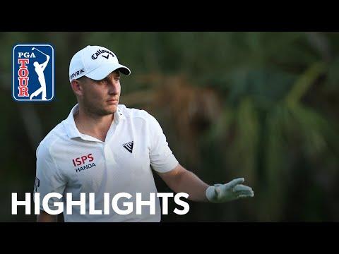 Highlights | Round 2 | Mayakoba Golf Classic | 2020