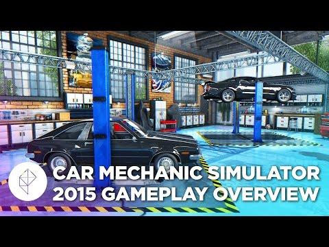 Car Mechanic Simulator 2015 - Gameplay Overview