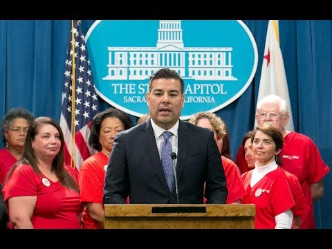 California Senate Passes Single-Payer Healthcare