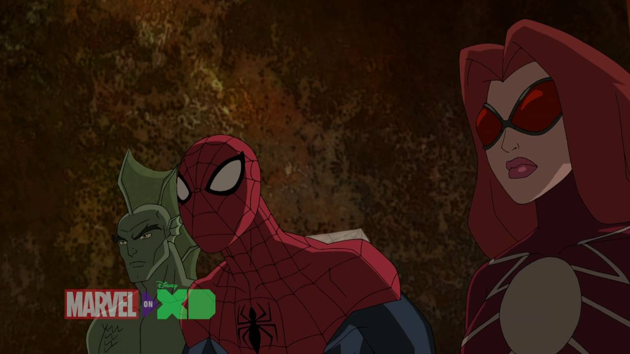 """Marvel's Ultimate Spider-Man Vs. The Sinister Six - """"Agent ..."""