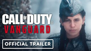 Call of Duty: Vanguard - Official Polina Petrova Trailer