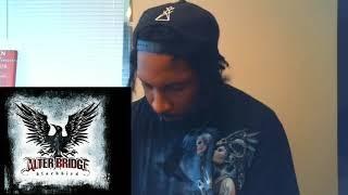 Alter Bridge-Blackbird Reaction!