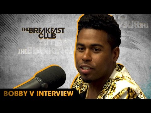 Bobby V Interview With The Breakfast Club (10-7-16) - YouTube
