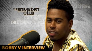 Bobby V Interview With The Breakfast Club (10-7-16)