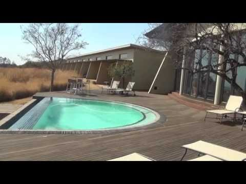 Stay in luxury: Maropeng four-star boutique hotel