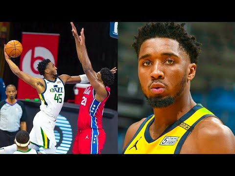 Donovan Mitchell's HIGHLIGHT PACKAGE IS INSANE! 2021 MOMENTS